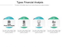 Types Financial Analysis Ppt Powerpoint Presentation Outline Introduction Cpb