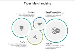 Types Merchandising Ppt Powerpoint Presentation Ideas Pictures Cpb
