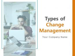 Types Of Change Management Organization Business Performance Improvement Gear Arrows