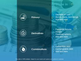 Types Of Financial Instruments We Trade In Ppt Layouts Picture