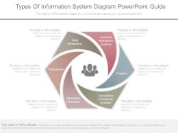 Types Of Information System Diagram Powerpoint Guide