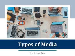 Types Of Media Essential Business Promotion Platforms Communication Engagement