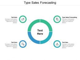 Types Sales Forecasting Ppt Powerpoint Presentation Pictures Clipart Images Cpb
