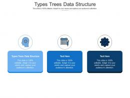 Types Trees Data Structure Ppt Powerpoint Presentation Ideas Skills Cpb