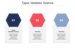 Types Variables Science Ppt Powerpoint Presentation File Ideas Cpb