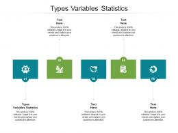 Types Variables Statistics Ppt Powerpoint Presentation Professional Graphic Images Cpb