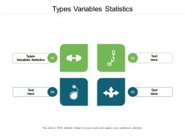 Types Variables Statistics Ppt Powerpoint Presentation Summary Graphics Cpb