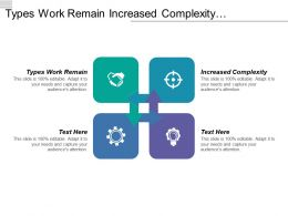 Types Work Remain Increased Complexity Measuring Content Effectiveness