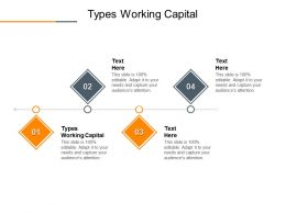 Types Working Capital Ppt Powerpoint Presentation Ideas Influencers Cpb