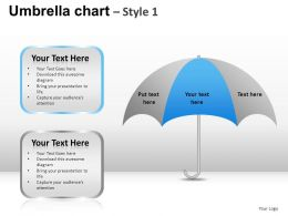 umbrella_chart_style_1_powerpoint_presentation_slides_Slide02
