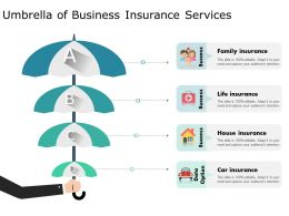 Umbrella Of Business Insurance Services