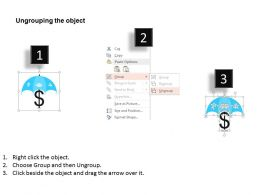 umbrella_with_dollar_symbol_and_icons_flat_powerpoint_design_Slide03