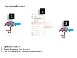 umbrella_with_infographics_data_representation_flat_powerpoint_design_Slide03