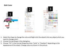 umbrella_with_infographics_data_representation_flat_powerpoint_design_Slide04