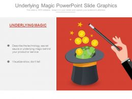 Underlying Magic Powerpoint Slide Graphics