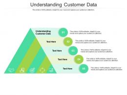 Understanding Customer Data Ppt Powerpoint Presentation Professional Topics Cpb