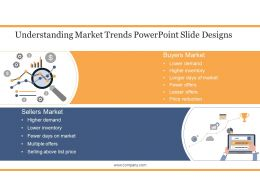 Understanding Market Trends Powerpoint Slide Designs
