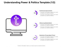 Understanding Power And Politics Improvement Ppt Powerpoint Presentation Layouts