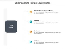 Understanding Private Equity Funds Ppt Powerpoint Presentation File Cpb