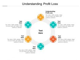 Understanding Profit Loss Ppt Powerpoint Presentation Styles Template Cpb