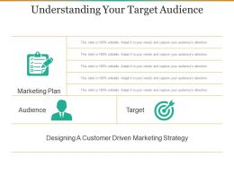 Understanding Your Target Audience Powerpoint Slide Rules