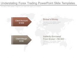 Understating Forex Trading Powerpoint Slide Templates