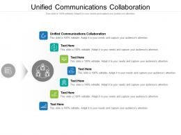 Unified Communications Collaboration Ppt Powerpoint Presentation Portfolio Styles Cpb
