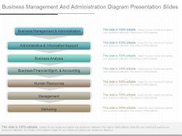 unique_business_management_and_administration_diagram_presentation_slides_Slide01