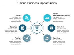 Unique Business Opportunities Ppt Powerpoint Presentation Layouts Layout Cpb