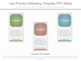 Unique Law Practice Marketing Template Ppt Slides