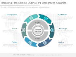 unique_marketing_plan_sample_outline_ppt_background_graphics_Slide01