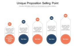 Unique Proposition Selling Point Ppt Powerpoint Presentation Layouts Example File Cpb