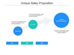 Unique Sales Proposition Ppt Powerpoint Presentation Pictures Inspiration Cpb