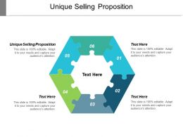 Unique Selling Proposition Ppt Powerpoint Presentation Icon Grid Cpb
