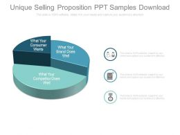 Unique Selling Proposition Ppt Samples Download