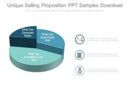 Unique Selling Proposition Ppt Samples Download