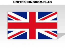 United Kingdom Country Powerpoint Flags