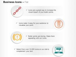 Unity Link Time Management Online Submission Ppt Icons Graphics