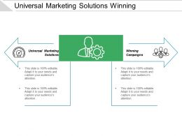 Universal Marketing Solutions Winning Campaigns Marijuana Pot Marketing Matrix Cpb