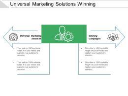 Universal Marketing Solutions Winning Campaigns Marijuana Pot Marketing Matrix Cpb
