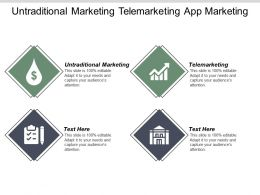 Untraditional Marketing Telemarketing App Marketing Tips Event Marketing Cpb