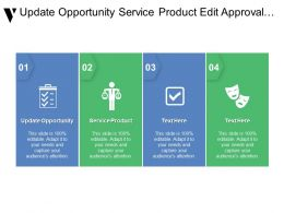 Update Opportunity Service Product Edit Approval Flow Deploy Project