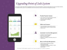 Upgrading Point Of Sale System Ppt Powerpoint Presentation Example 2015
