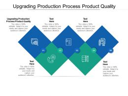 Upgrading Production Process Product Quality Ppt Powerpoint Images Cpb
