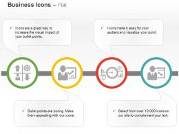 Ups And Downs Of Business Time Management Data Analysis Ppt Icons Graphics