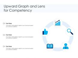Upward Graph And Lens For Competency