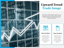 Upward Trend Trade Image