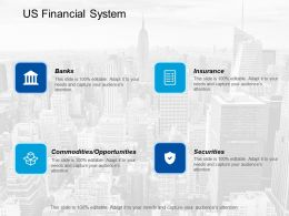 Us Financial System Insurance Ppt Show Background Designs
