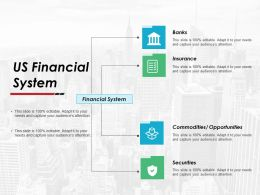 Us Financial System Securities Ppt Powerpoint Presentation Ideas Maker