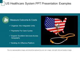 Us Healthcare System Ppt Presentation Examples